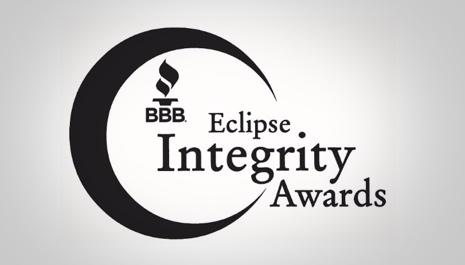 eclipse integrity award BBB