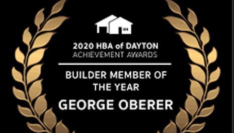 Builder member of the year award