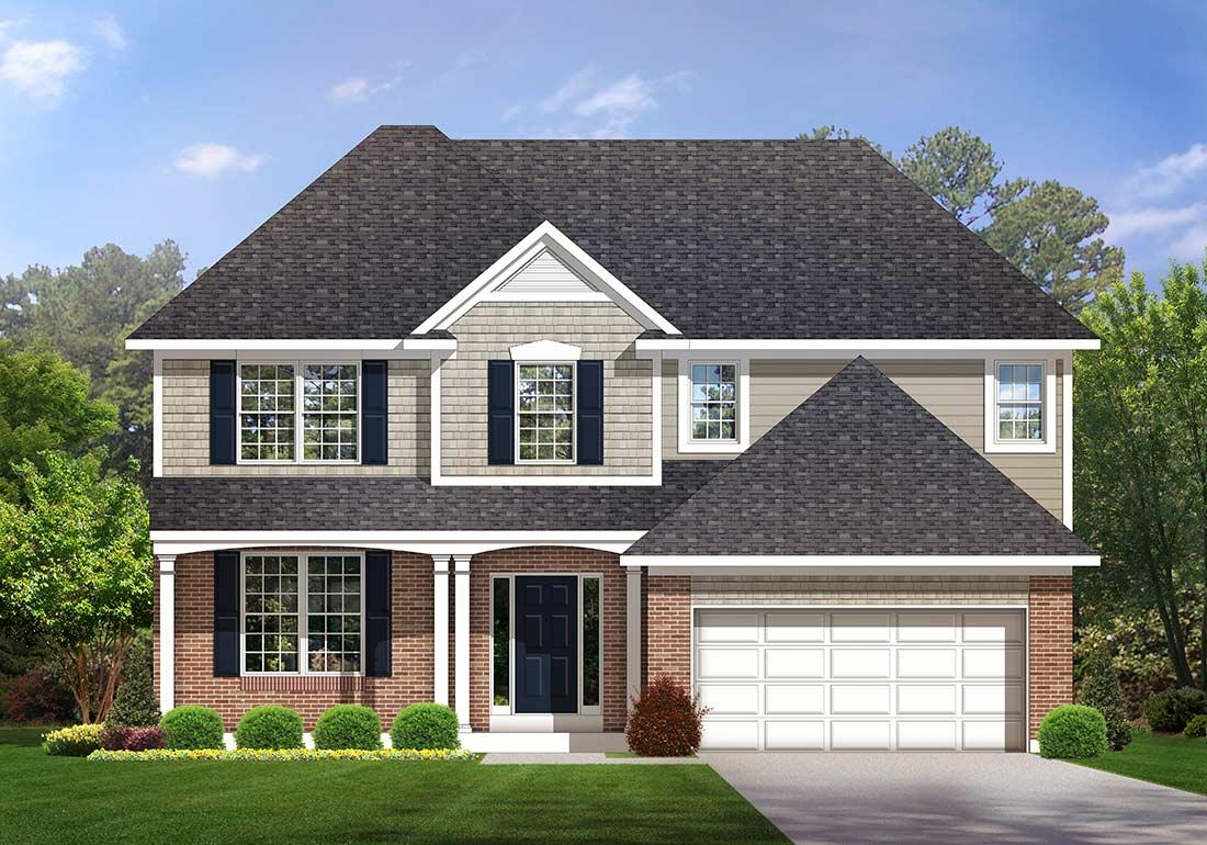 Georgetowne - rendering
