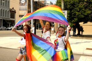 Dayton Pride Parade & Festival